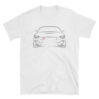 2017 Mustang Shelby GT350 T-Shirt