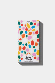 Fairy Wings - Fairy Bread Vegan Milk Chocolate
