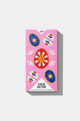 Nice Buns - Hot Cross Bun Spiced Cocoa Crumb Milk Chocolate