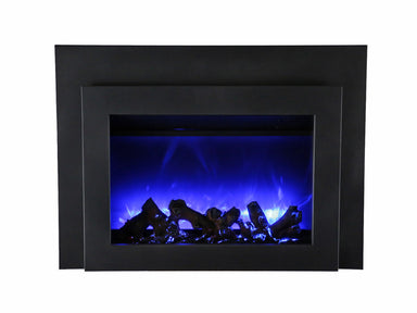 30 Small Insert Electric Fireplace Amantii