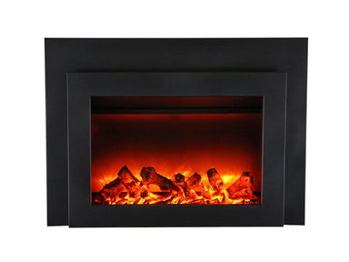28 Small Insert Electric Fireplace Amantii