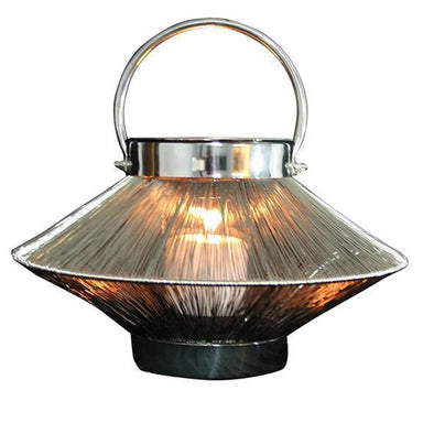 Anywhere Fireplace 2 In 1 Saturn Lantern 90237 - Fireplace
