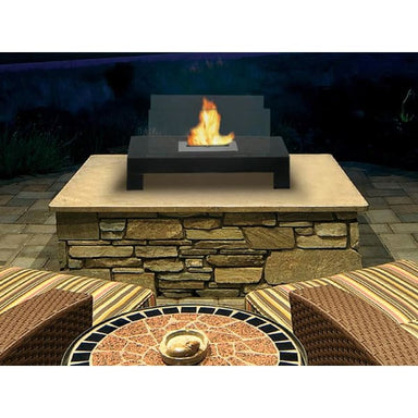 Anywhere Fireplace Gramercy Black 90296 - Fireplace