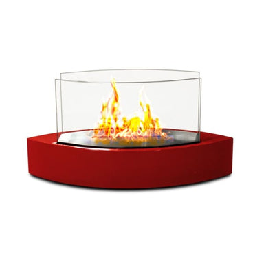 Anywhere Fireplace Lexington Red 90208 - Fireplace