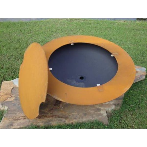 Fire Pit Art Magnum 54 Wood Burning Mag - Fire Pit