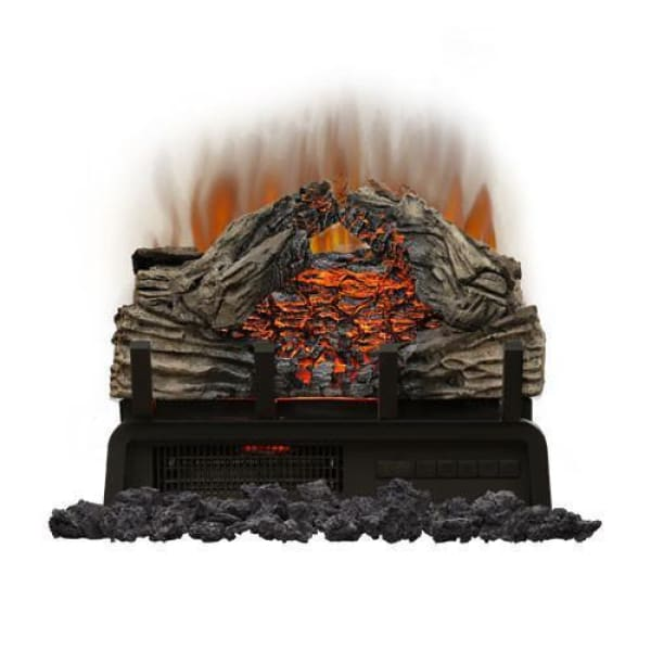 Napoleon Woodland 24 Electric Log Set Insert Nefi24H - Fireplace