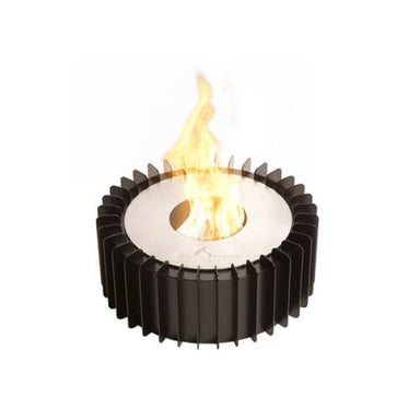 The Bio Flame 13 Round Grate Kit - Fireplace