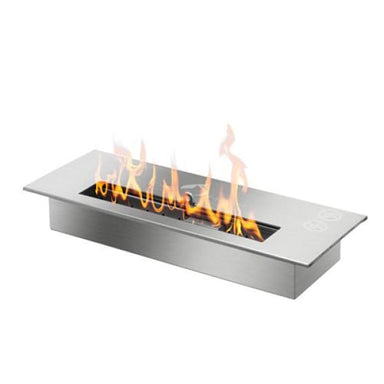 The Bio Flame 13 Ul Listed Indoor/outdoor Ethanol Fireplace Burner - Fireplace