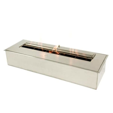 The Bio Flame 24 Ul Listed Ethanol Fireplace Burner Indoor/outdoor - Fireplace