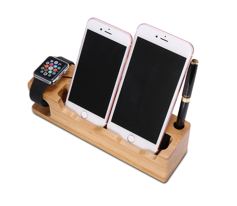 Multi - Gadget Holder with Charging Dock