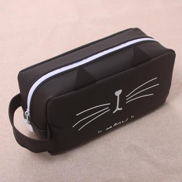 Cat Lover's Pencil Bag