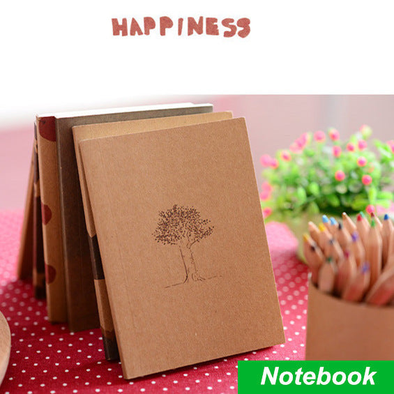 Nature Themed Notebooks ( 24pcs/order)