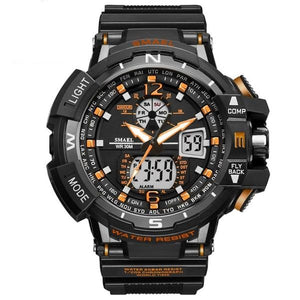 Men's Top Brand Luxury Digital- Sport LED Digital Quartz Wrist Watch Relogio Masculino