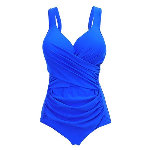 Women's New Swimsuit Retro Vintage Plus Size Swimwear Beachwear