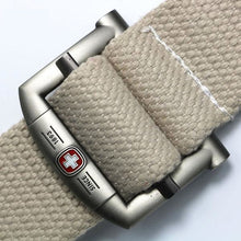 Unisex High Quality Military Thicker Casual Canvas Belt