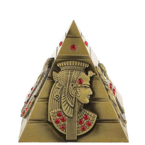 Egyptian Pyramids Retro Rare Legend Metal