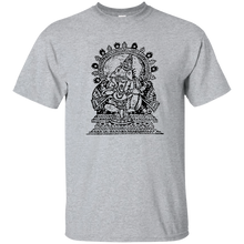 Ganesha Shanti Men's Ultra Cotton T-Shirt