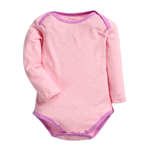 Baby Bodysuits 5 Piece Cartoon Style Long Sleeve - for Baby Boys & Baby Girls