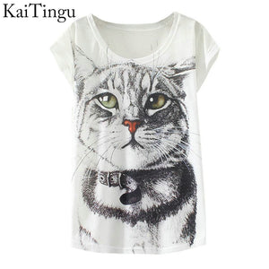 2018 New Fashion Vintage Spring Summer Clothing Printed Tops for Woman