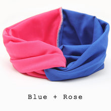 Twist Turban Headband for Women Hair Accessories Stretch Hairbands Girls Headwear Headbands Headwrap Band Bandana