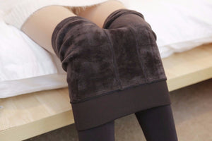 Women's Thick Warm Velvet Leggings