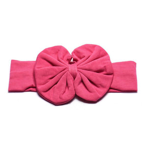 1 Piece Cute Kids Girls Baby Toddler Bowknot Headband - Hair Band Headwear