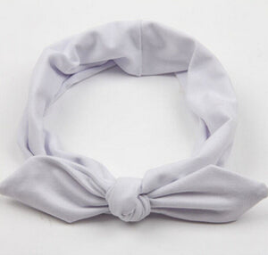 Winter Hair Fashion Turban Headband for Girls & Woman - Headwrap Top Knot Hairband - 1 Piece