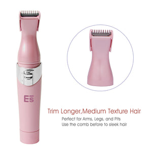 Female 4 in1 Multi-function Portable Shaver & Trimmer