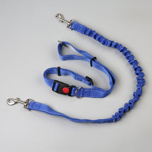 Pet Dog Traction Collar Belt Adjustable Rope