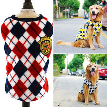 Pet Dog Flannel Warm Wear Apparel XL~6XL