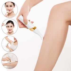 4 in 1 Women Electric Epilator Portable Multi-Functional Electric Hair Removal Shaver
