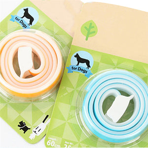 Pet's Non-toxic Anti Flea Tick Adjustable Waterproof Bug Prevention Collar