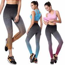 Women's Summer Capri Pants Yoga Sports Leggings