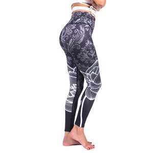 Women's Yoga Pants Fitness Sport Stretch Trousers Exercise Training Gym Leggings