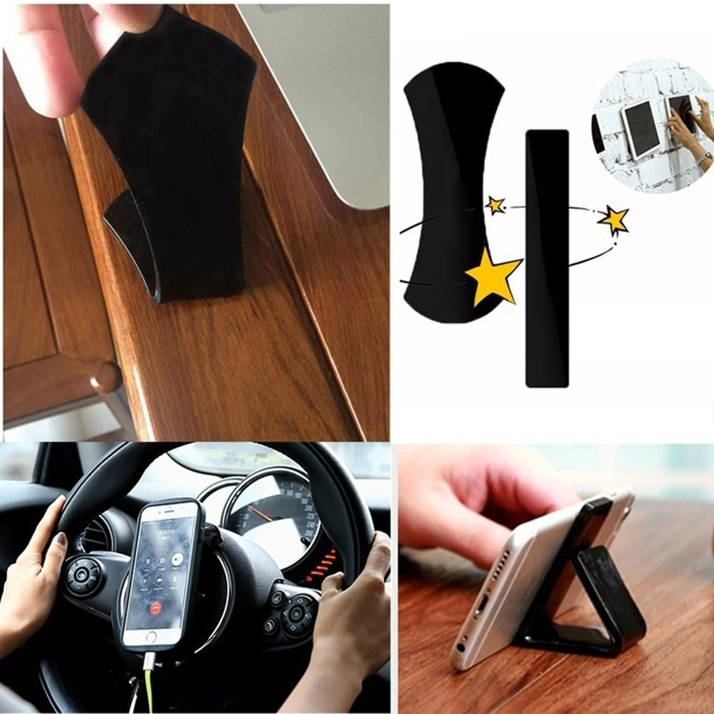 Magic Phone Sticky Stand (2 pieces)