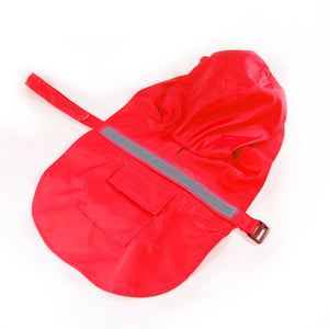 Pet's Large Dog Waterproof Coat