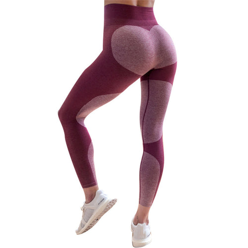 Women's Push Up Fitness High Waist Elastic Workout Adventure Time Sporting Leggings