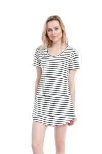 Women's Summer New Arrival O-Neck Mini Dress