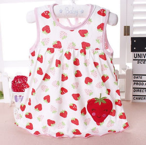 Baby Girl Above Knee Mini Summer Dress 2018