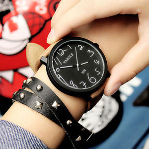 Women's Fashion Style Quartz Wristwatch
