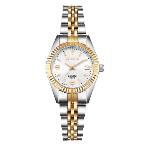 Women's Elegant Waterproof Quartz Wristwatch