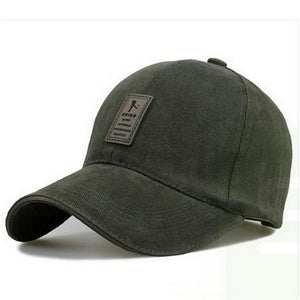 Men's Brand Baseball Cotton Casual Sports Golf Hats