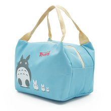 Baby Feeding Milk Bottle Thermal Bags Insulated Cute Cartoon Totoro Food Warmer Outdoor Travel Suit For Mummy Infant Bag