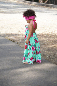 Toddler Baby Girls Princess Party Prom Beach Maxi Long Sweet Dress Sundress