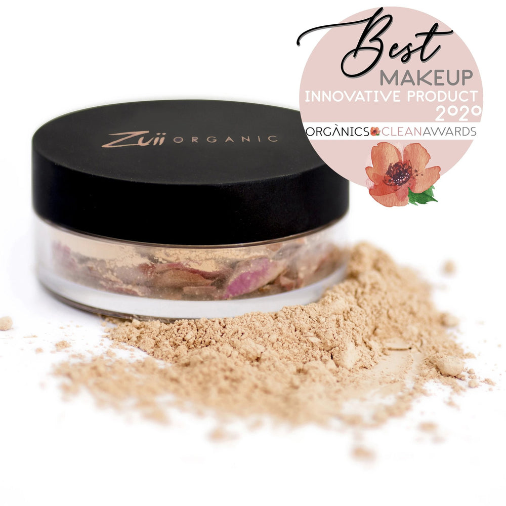 Certified Organic Lux Finishing Powder - Samples
