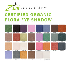 Load image into Gallery viewer, Certified Organic Flora Eye Shadow - Samples