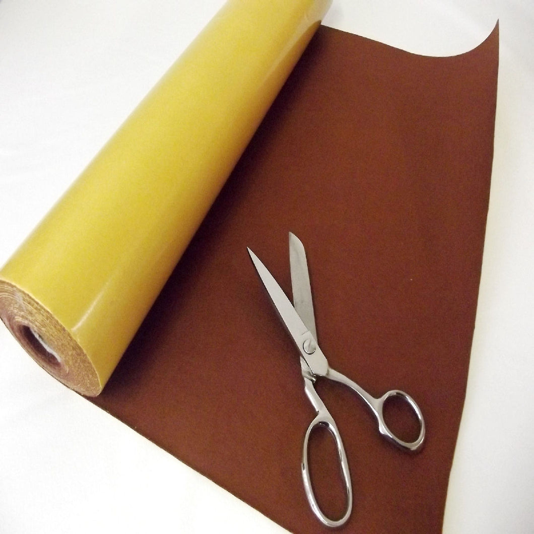 Brown adhesive felt