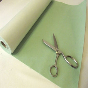 Mint green adhesive felt