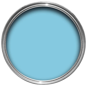 Light blue ready mix paint