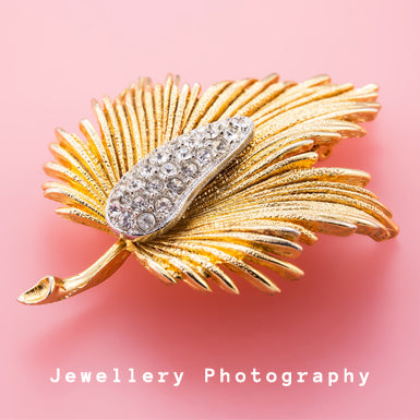 Jewellery Photography London Bath and Oxford